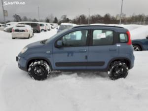 Fiat Panda 4x4 WILD 0,9 TwinAir 85k