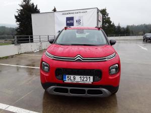 Citroën C3 Aircross 1,2 PureTech 110 S&S AT6 Feel