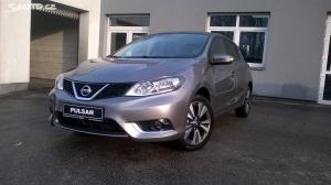 Nissan Pulsar 1,2 DIG-T Acenta + Look + Auto