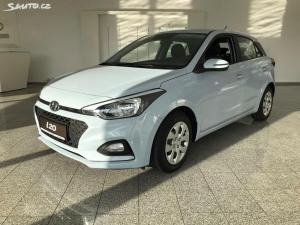 Hyundai i20 1,2i 55kW Comfort + Club