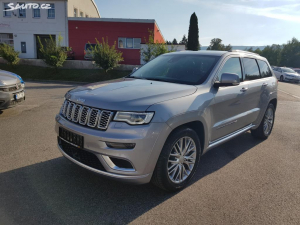 Jeep Grand Cherokee 3.0 MTJ V6 250k SUMMIT 4WD