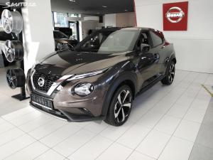 Nissan Juke Tekna + Cold pack + Sound