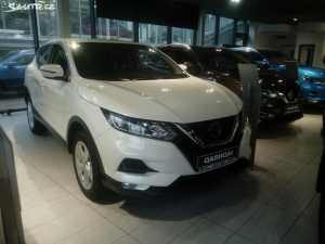 Nissan Qashqai 1,3 DIG-T 103kW Acenta