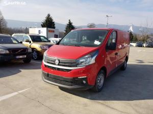 Fiat Talento FG L1H1 1.6MJT 120k VAN