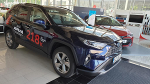 Toyota Rav4 Executive 2,5 Hybrid