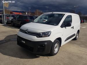 Citroën Berlingo VAN PLUS L1 1.2PT 110k