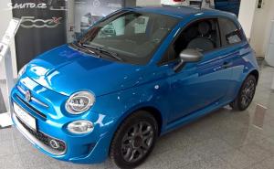 Fiat 500 1,2 8v 69k Sport
