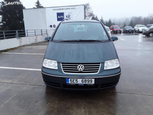 Volkswagen Sharan 4x4