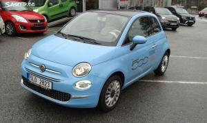 Fiat 500 1,2 69k PLUS