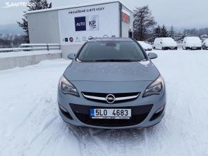 Opel Astra TS