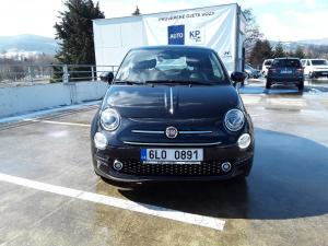 Fiat 500 anniversary 120