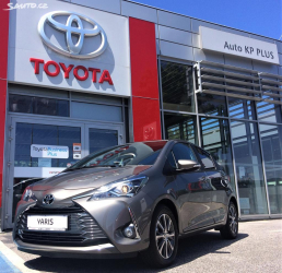 Toyota Yaris 1.5 Active Trend Y20 + connect