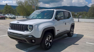Jeep Renegade 2.0 MTJ 170k 4WD TRAILHAWK