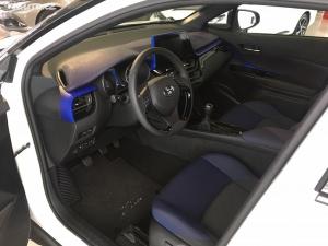 Toyota C-HR CHR Dynamic Hybrid DEMO