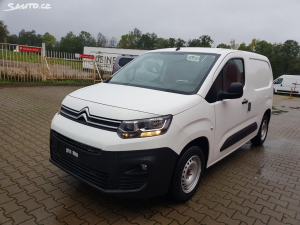 Citroën Berlingo VAN Plus L1 1.6B-HDi 100k