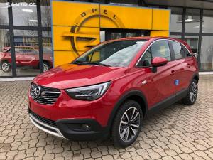 Opel Crossland X Innovation 1.2 Turbo 96 kW