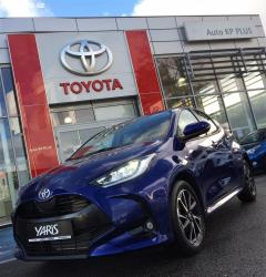 Toyota Yaris Comfort Style Tech 1.5 - 6 st.