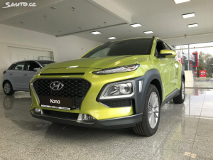 Hyundai Kona 1,0 T-GDI 120k Mystic