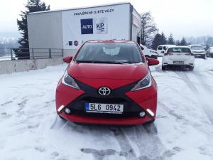 Toyota Aygo 1,0VVT-i