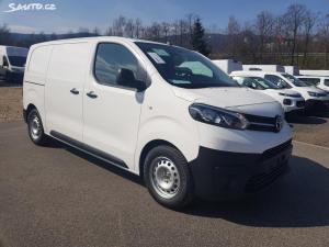 Toyota Proace VAN L1 1.5D-4D 120k Active