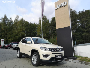 Jeep Compass 1,3T PHEV 190k 4XE LIMITED