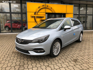 Opel Astra kombi Elegance 1.4 Turbo CVT