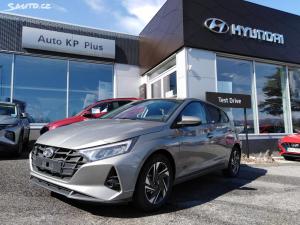 Hyundai i20 1,2 84k Smart + Climate