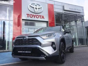 Toyota Rav4 2,5 hybrid Selection 4x4