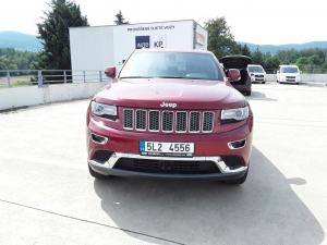 Jeep Grand Cherokee 3,0 V6 CRD Summit