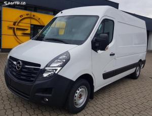Opel Movano VAN EDITION L2H2 2.3D (99kW)MT
