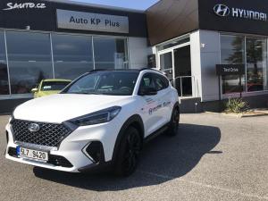 Hyundai Tucson 2,0 CRDi 4x4 8AT NLINE Premium