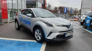 Toyota C-HR 1,8 Hybrid Active