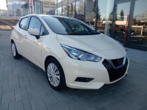 Nissan Micra 1,0l Acenta + Rezerva