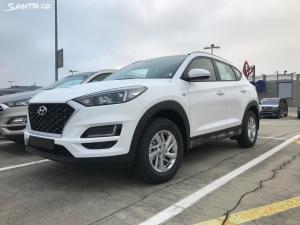 Hyundai Tucson 1,6 GDi 97kW Tucson+Paket Plus