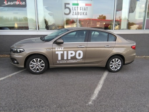 Fiat Tipo OPENING EDITION 1,4 16V 95k