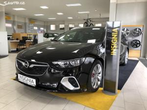 Opel Insignia kombi GSI 2.0 CDTI 154 kW 4x4