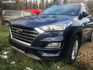 Hyundai Tucson 1,6 T-GDI 177k 4x2 Traveller