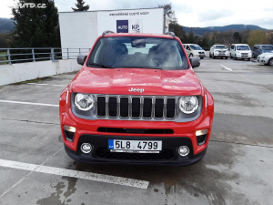 Jeep Renegade 1,3 Turbo 150k,AT Limited