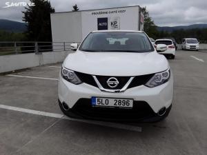 Nissan Qashqai Komisní prodej