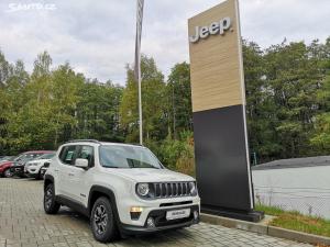 Jeep Renegade 1,3 GSE 150k DDCT FWD Longitud