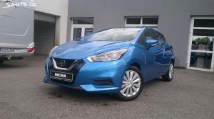 Nissan Micra 1,0l Acenta + Comfort+Rezerva