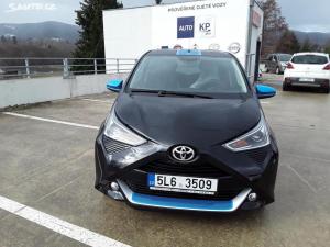 Toyota Aygo x-treme
