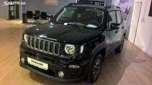 Jeep Renegade 1.0 T GSE 120k,FWD, LONGITUDE