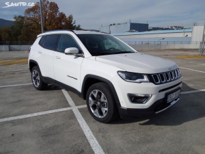 Jeep Compass 2.0MJET 170k 4WD LIMITED