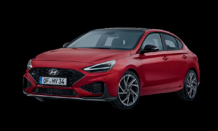 Nový Hyundai i30 fastback