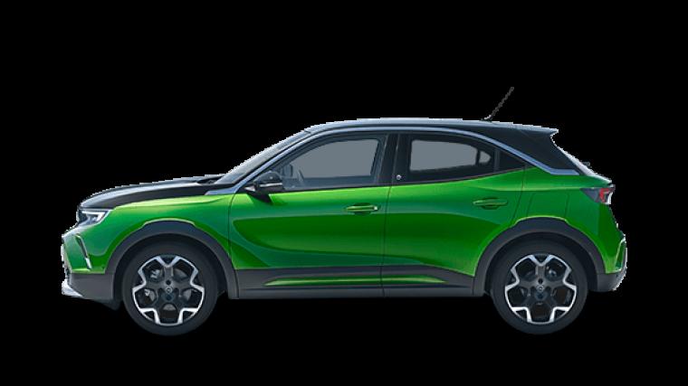 Nový Opel Mokka-e